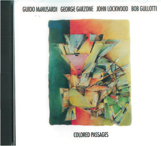 COLORED PASSAGES - 1993